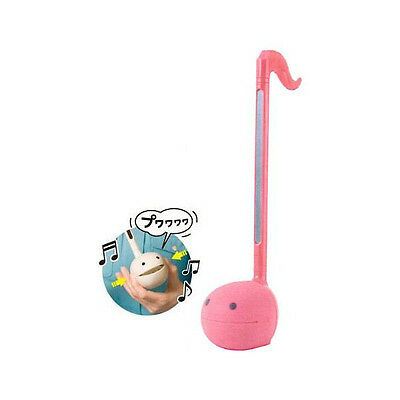 Otamatone Melody Electronic Musical Instrument Gadget from Maywa Denki (Pink)