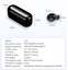 True-Wireless-Bluetooth-5-0-Earbuds-TWS-Headset-Stereo-Headphone-Auto-pairing miniature 9