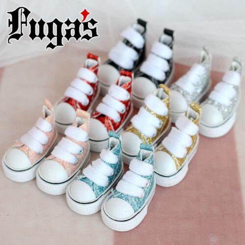 1/8 BJD Dollfie DREAM EID DIM DOD AOD DZ Blue Sports Bling-bling Shoes/Sneakers