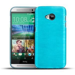 Schutz-Huelle-fuer-HTC-One-M7-Silikon-Case-Handy-Tasche-Cover-Bumper