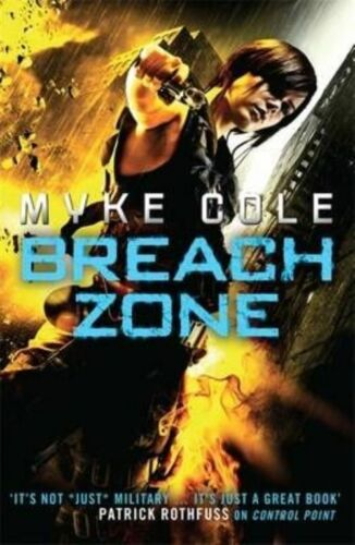 1 of 1 - Breach Zone (Shadow Ops, #3)-ExLibrary
