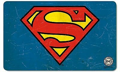 DC Comics - Vintage Frühstücksbrettchen -  Superman - Logo