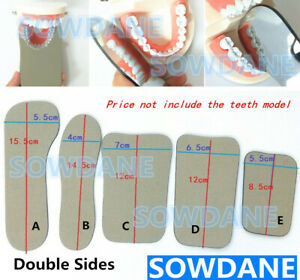 Dental-Orthodontic-Photography-Double-Side-Mirrors-Glass-Material-Dental-Tools