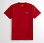 Hollister-homme-a-encolure-ras-du-cou-a-manches-courtes-Muscle-must-have-Courbe-Tee-Logo-T-Shirt miniature 45
