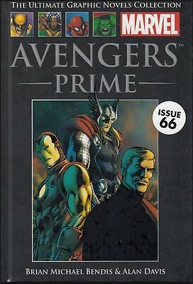 Marvel The Ultimate Graphic Novels Avengers Prime Issue 61 #AR-H19 ...