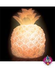 Gran Color LED Lámpara de Mesa de luz cambiante estado de ánimo Piña