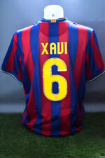 Barcelona Football Shirt Adult XL Home 09/10 Xavi 6 Nike