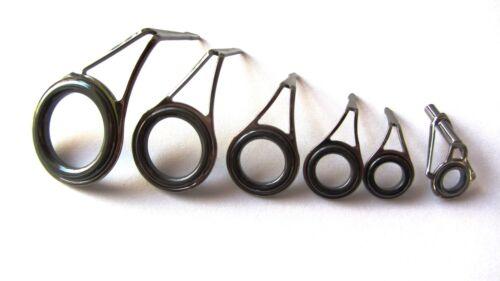 Spinnruten Ring Set 6-teilig SIC