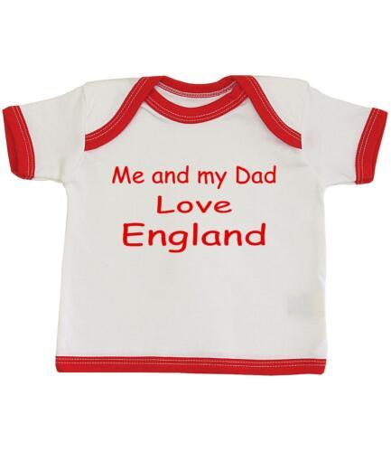 Babyprem vêtements bébé garçons filles slogan amusant t-shirt homme papa 100/% coton nb 24M
