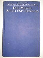 Paul Münch Kirchenverfassung Hessen Nassau Dillenburg Kurpfalz Katzenelnbogen