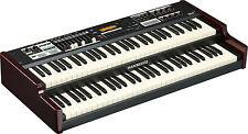 used Hammond SK2  61-Key Dual Manual Organ  Drawbars,SK 2,w EXP20 pedal//ARMENS.