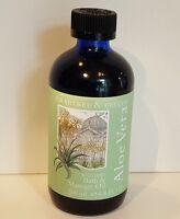 Crabtree & Evelyn Aloe Vera Soothing Bath & Massage Oil 200 Ml 6.8 Fl Oz