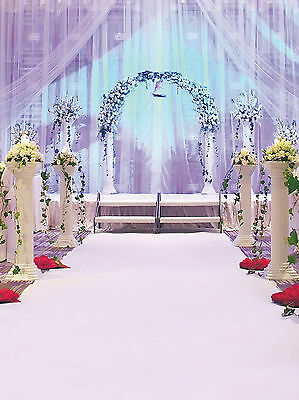 10x20ft Thin Vinyl Wedding Studio Backdrop Photography Photo Background 6629 Ebay
