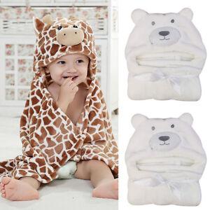 Cartoon Baby Infant Newborn Washcloth Bath Towel For Bathing Feeding Wipe Cloth
