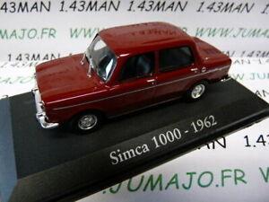 RBA3M-voiture-1-43-RBA-Italie-IXO-SIMCA-1000-1962-bordeaux