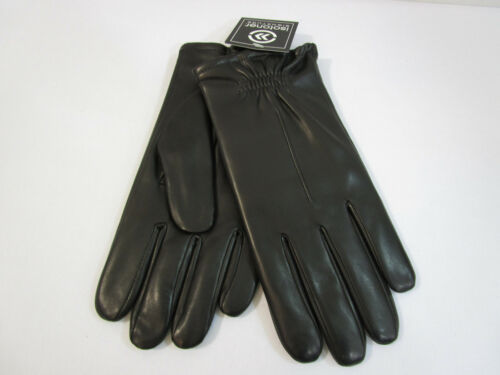ISOTONER SIGNATURE GENUINE LEATHER GLOVES SZ XLG NEW WITH TAG