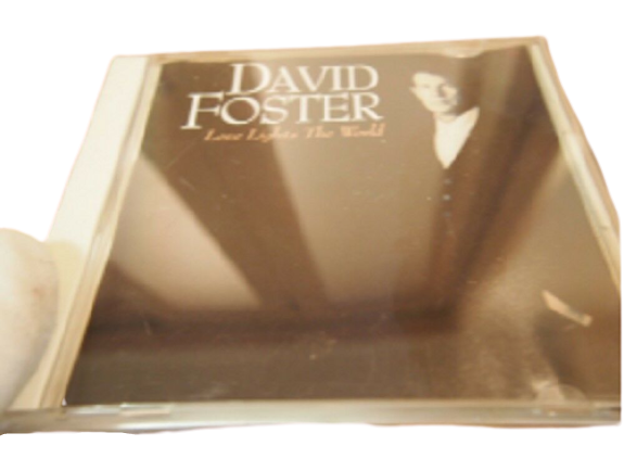 Love Lights The World Import By David Foster Mar 1995 Wea For Sale Online Ebay