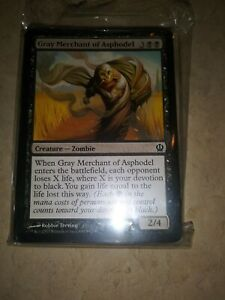 Gray Merchant of Asphodel Theros Common EN NM MTG