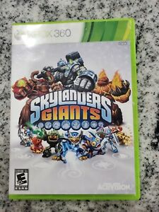 Microsoft-Xbox-360-Activision-Skylanders-Giants-FREE-FAST-SHIPPING