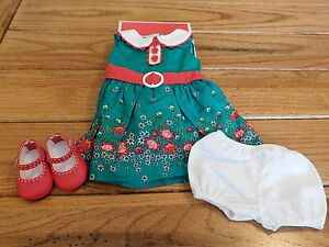 AMERICAN GIRL KIT BEFOREVER MEET OUTFIT 3 PCS NEW IN BOX FREE SHIPPING