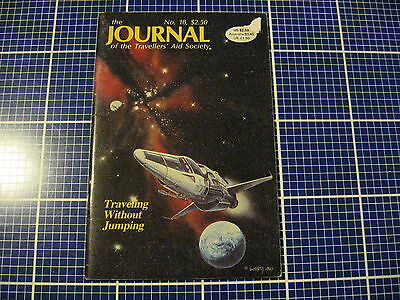 Journal of Travellers Aid Society #16 Traveller GDW