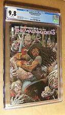 The Walking Dead #157 2nd Print Arthur Adams Whisperers War Part 1 CGC 9.8 NM+/M