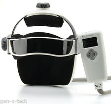 Digital Head & Neck Massager - Air Pressure Heat Relief For Headache Stiff Neck