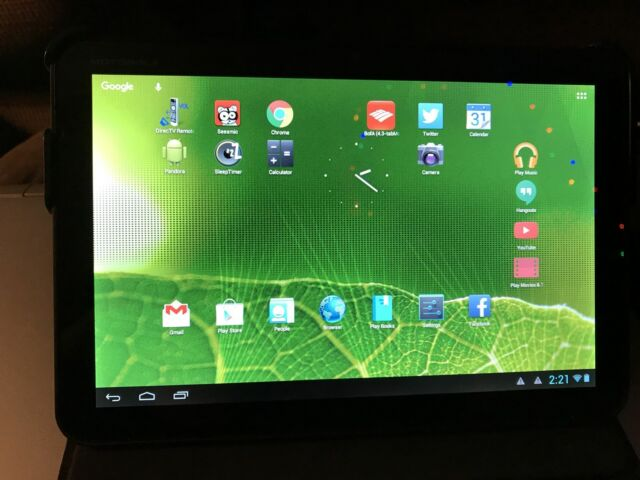 Motorola XOOM 32GB, Wi-Fi 10.1in -  excellent condition