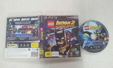 Lego Batman 2 DC Super Heroes Game Sony PlayStation 3 PS3
