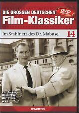 DVD: Im Stahlnetz des Dr. Mabuse - sehr guter Zustand  (Gert Fröbe, Lex Barker)
