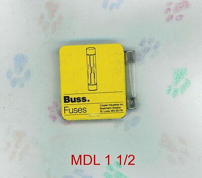 BUSSMAN  BK//MDL 7   7   AMP 250  V0LT  BK//MDL7  FUSE