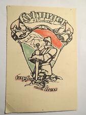 Zürich - Verbindung Kyburger - 1934 / Studentika Schweiz