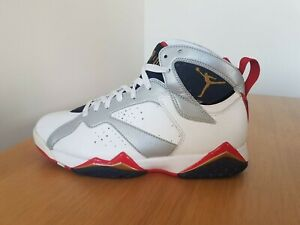 Nike Air Jordan 7 Retro OLYMPIC Mens