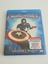 Captain America (Blu-ray Disc, 2013, Collectors Edition)