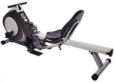 Stamina Deluxe Conversion II Recumbent Bike Rower Cardio Fitness 15-9003B NEW
