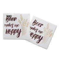 Tag - makes Me Hoppy Cloth Napkin (206395)