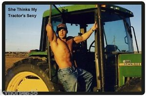 is sexy Tractor