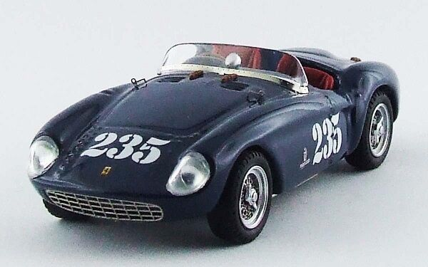FERRARI 500 MONDIAL SANTA BARBARA - 1954 1 43 art.336 ARTMODEL Made in