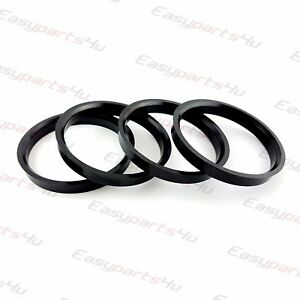 4/X Anelli di centraggio diametro esterno interno 66,6/mm 70,1/mm