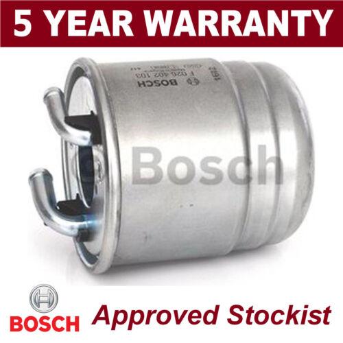 Bosch Filtre à Carburant Essence Diesel N2103 F026402103
