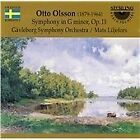 Otto Olsson - : Symphony in G minor, Op. 11 (2016)