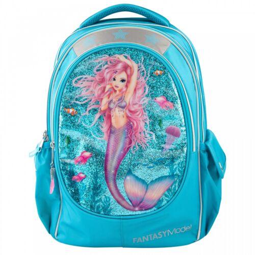 Schulrucksack Top Model Ranzen Rucksack Depesche Mermaid Meerjungfrau