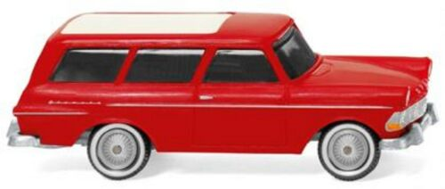 /_NEU//OVP Opel Rekord ´61 Caravan rot 1:87 Wiking 007149
