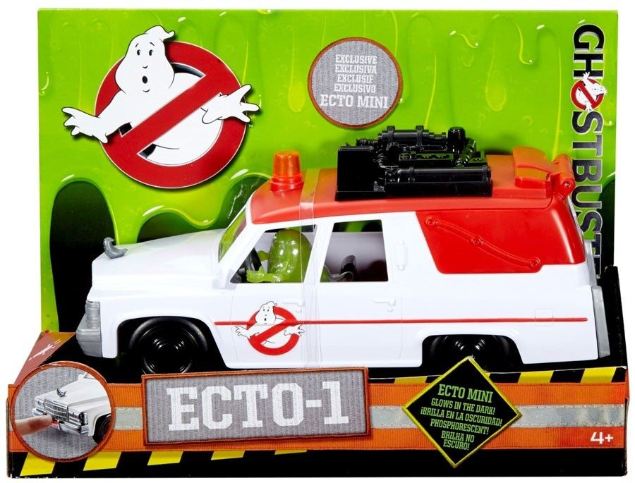 Ghostbusters 2016 Movie Ecto Mini Ecto-1 Action Figure Vehicle