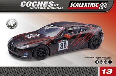 Angebot Scalextric A10203s300 Aston Martin Vantage Motorsport 1/32 Chills And Pains Spielzeug