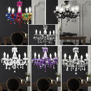 Das Bild Wird Geladen Kronleuchter Wohnzimmer Haenge Decken Pendel Leuchten Lampen Verschiedene
