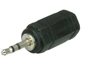 PIMFG-2-5mm-1-16-034-TRS-Stereo-Male-to-3-5mm-1-8-inch-TRS-Stereo-Female-Adapter