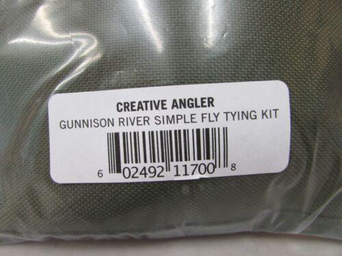 Fly Tying Kit ~ Gunnison River ~ New
