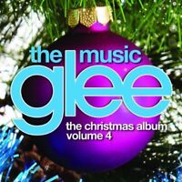 Glee, Glee Cast - Glee: Music The Christmas Album 4 [new Cd] Canada - Import on sale