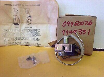 5303311375 Box104 OEM Frigidaire Defrost Thermostat L45-25f